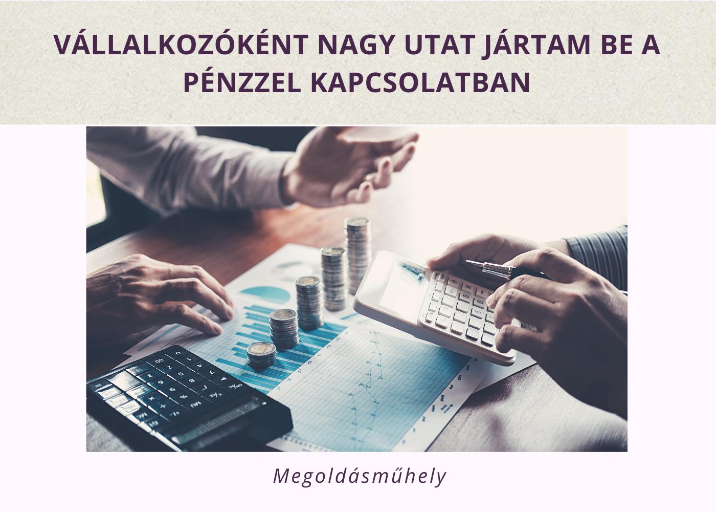 vállalkozó pénz bevétel ügyfél